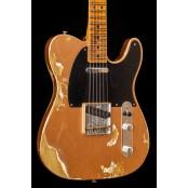 Fender Custom Shop Nocaster Telecaster Heavy Relic Faded Copper