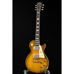 Gibson Custom 60th Anniversary 1959 Les Paul Standard Golden Poppy Burst
