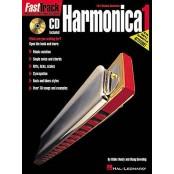 Hal Leonard/Haske Fast Track 1 Harmonica