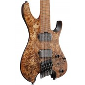 Ibanez Quest QX527PB Headless Antique Brown Stained