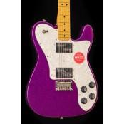 Squier Classic Vibe 70s Telecaster Deluxe Purple Sparkle MN