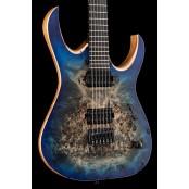 Mayones Duvell Elite 3 Tone Blueburst RAW