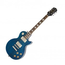 Epiphone Les Paul Tribute Plus Outfit (Gibson 57 Classics, Series/Par, Case) Midnight Sapphire