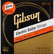 Gibson Vintage Reissue Ultra Light Gauge 009-042