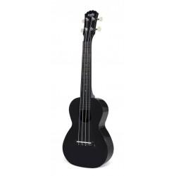 Korala Ukulele Concert Black