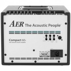 AER Compact 60/3 60W Acoustic Combo Versterker