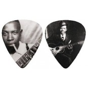 Robert Johnson plectrums 2 stuks
