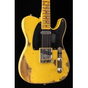 Fender Custom Shop 53 Tele Heavy Relic Butterscotch Blonde