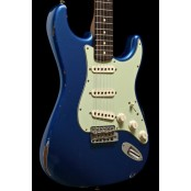 Fender Custom Shop Stratocaster1962 Relic Aquamarine
