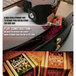 DRNO Strap-Lox leather brown