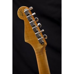 Fender Custom Shop 59 Strat Vintage Custom Relic Closet Classic aged olympic white