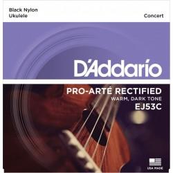 D'Addario  Ukulele snaren Concert Nylon