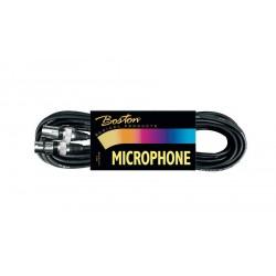 Boston Microfoon Kabel xlr/xlr 1Mtr