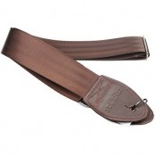 Souldier Guitarstrap Seatbelt Brown