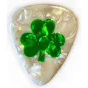 Shamrock plectrum