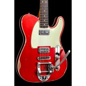 Fender Custom Shop Double TV Jones Telecaster w/Bigsby Candy Apple Red