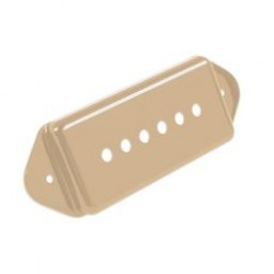 "Gibson P-90 / P-100 Pickup Cover, ""Dog Ear"" (Crème)"