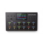 HeadRush Looper 4 weg stereo + 12 switch + touchscr. 7""