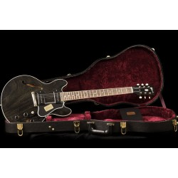 Gibson Custom CS-336 Mahogany TV Black Gold Wrap Tail NH