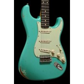 Fender Custom Shop '60 Stratocaster Relic Sea Foam Green