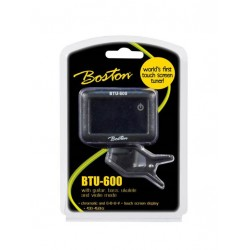 Boston Tuner with touch screen