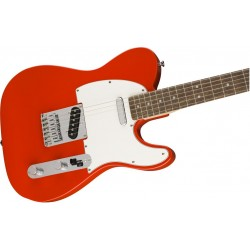 Squier Affinity Series Telecaster LRL Race Red