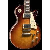 Gibson Custom 60 Les Paul Standard Dark Bourbon Fade VOS NH