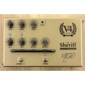 Victory Sheriff All Valve Pedal Preamp, 4 Valves