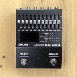 Boss EQ-200 Graphic Equalizer Effectpedaal