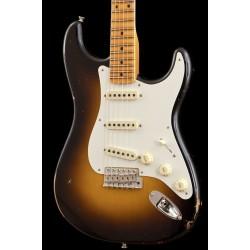 Fender Custom Shop 1956 Stratocaster Relic MN Faded Aged 2-Color Sunburst