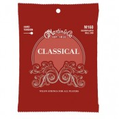 Martin Classical Strings Silver Plated Hard Tension Ball End
