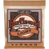 Ernie Ball Earthwood Phosphor Bronze Alloy Light