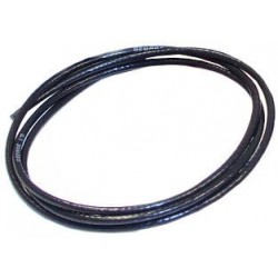 George L's kabel .225 Black 1 meter zwart