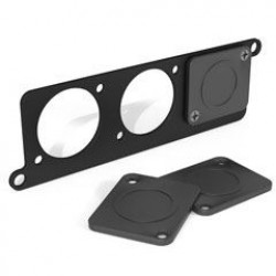 Temple Mini Module Punched Plate