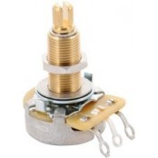 Gibson potentiometer long shaft