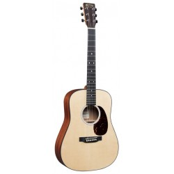 Martin DJr-10E Dreadnought Junior Sitka Spruce Top Sapele Back