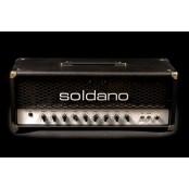 Soldano hot rod 50 plus black tolex