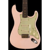 Fender Custom Shop #134 LTD '60 Stratocaster - Journeyman relic, super faded aged shell pink preorder