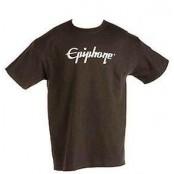 Epiphone shirt black met logo S