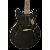 Gibson Custom CS-336 Mahogany TV Black Gold Wrap Tail NH