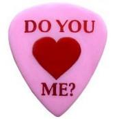 Do You Heart Me plectrum