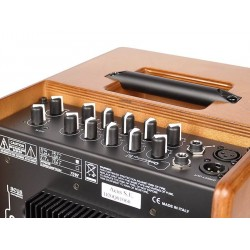Acus One For Strings 5TC Wood Tilt-Back / 2 Channels and aux in
