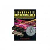 Instant Mondharmonica set inclusief CD en Boek