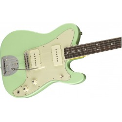 Fender Jazz Tele RW Sea Foam Green
