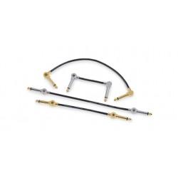 """Rockboard PatchWorks Solderless Set Chrom 10plug, 3m/118"""" cable"""