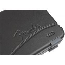 Fender Deluxe Molded Strat®/Tele® Case, Black