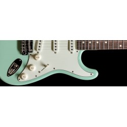 Suhr Classic S, Surf Green, Indian Rosewood, SSS