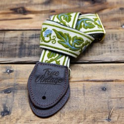 Souldier Guitarstrap Limited Edition True Vintage 21 of 24 Green