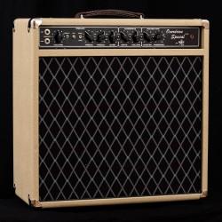 Guitarking OD Special 50 Watt RF#102, 2 channel/boost 112 Combo Blond