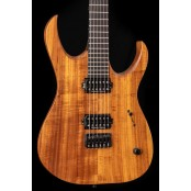 Mayones Duvell Elite 6 AAA Koa Natural